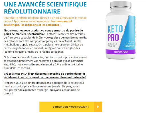 How to use Keto Pro