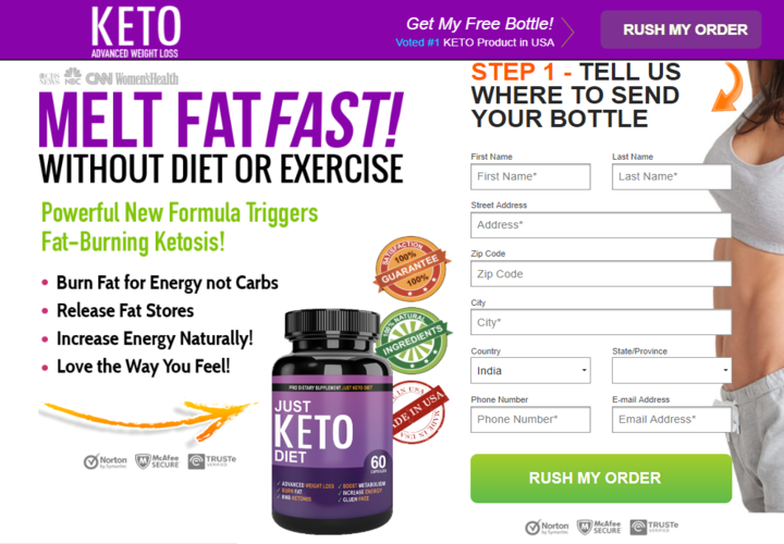 Where to Buy Just Keto Diet
