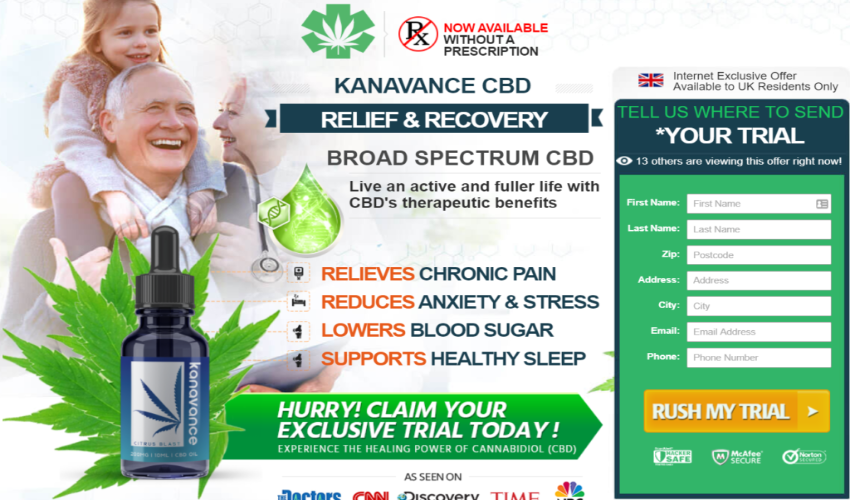 Where to Buy Kanavance CBD Oil