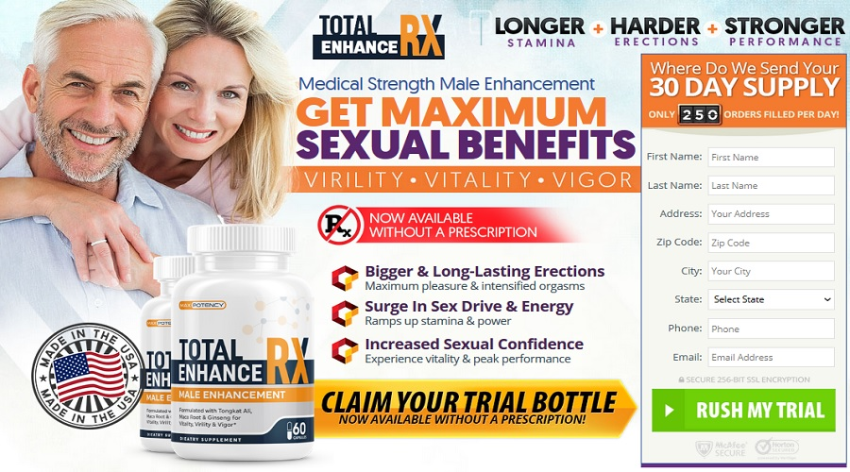 Where to Buy Total Enhance RX