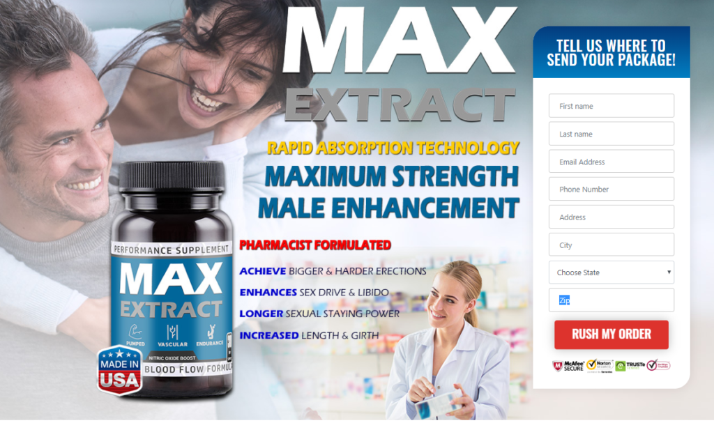 Where to buy Max Extract