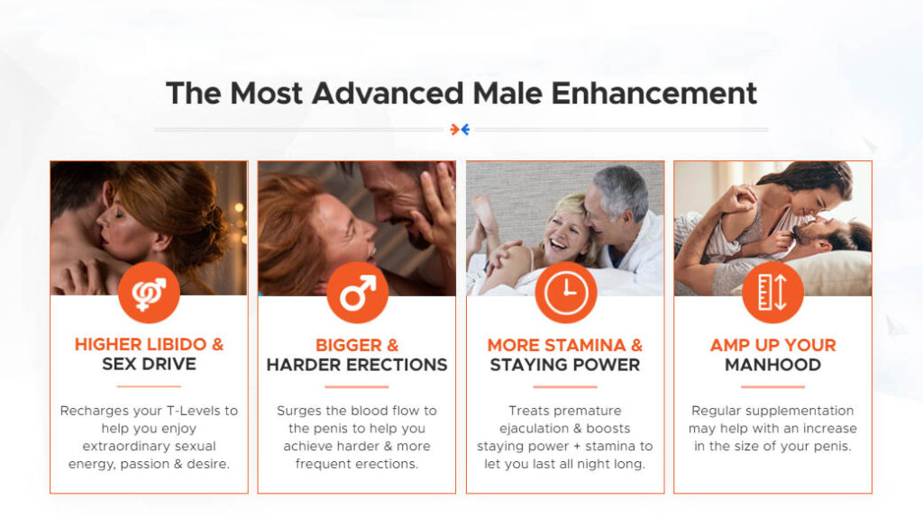 Advanced Male Enhancement