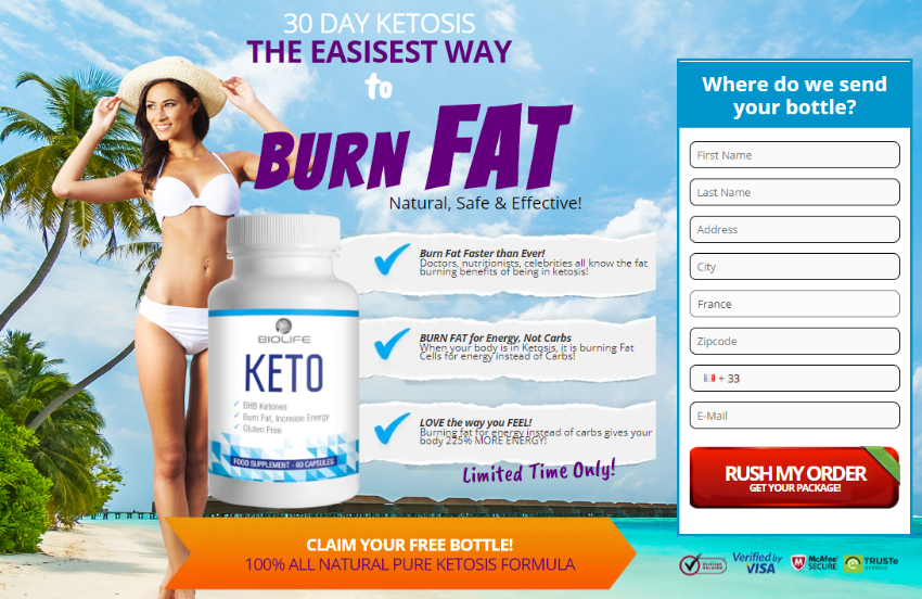 Where to Buy Biolifeketo