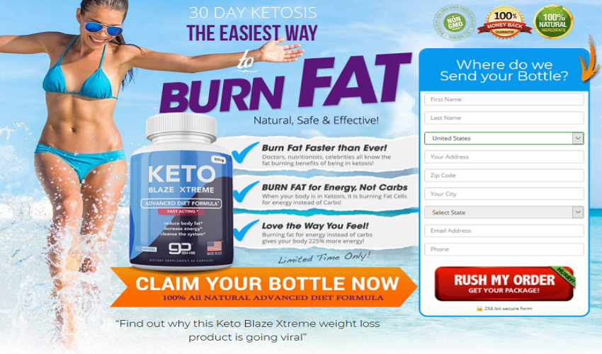 Where to Buy Keto Blaze Xtreme