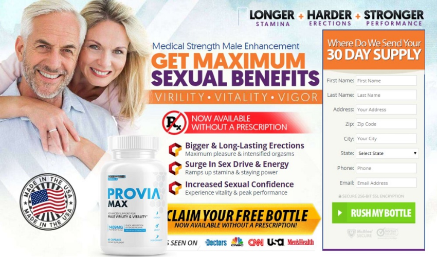 Where to Buy Provia Max